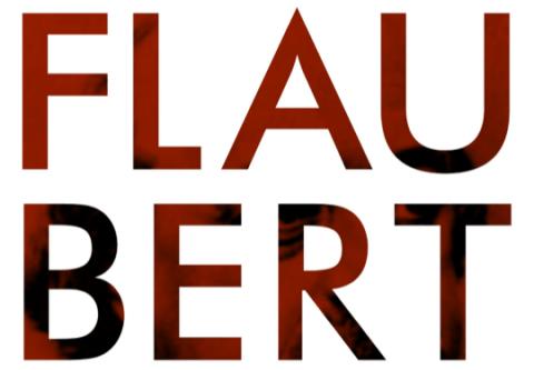 Logo da revista Flaubert