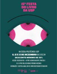 15ª Festa do Livro da USP