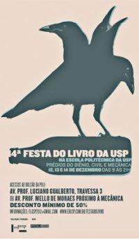 14ª Festa do Livro da USP