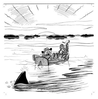 Ilustração de Edgar Vasques