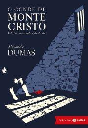 O conde de Monte Cristo, de Alexandre Dumas