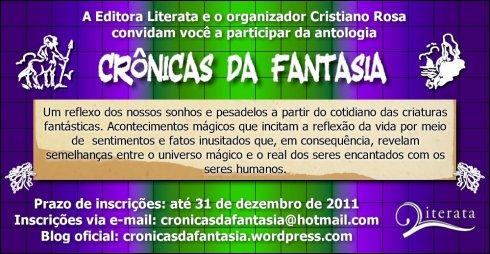 Crônicas da fantasia