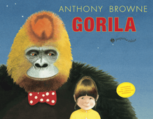 Gorila, de de Anthony Browne