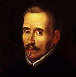 O escritor Félix Lope de Vega
