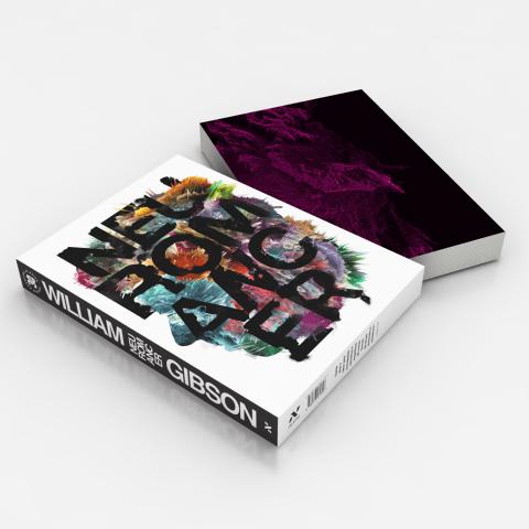 Edição especial de 30 anos do romance Neuromancer, de William Gibson