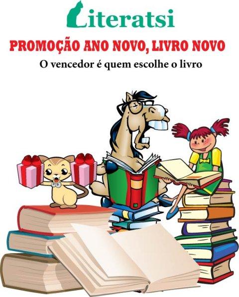 Promoção Ano Novo, Livro Novo